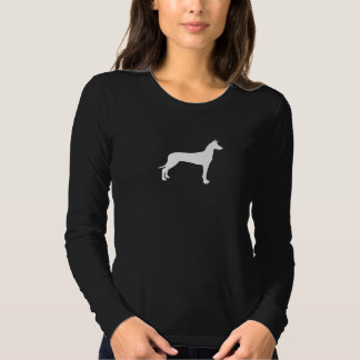 Pharaoh Hound Silhouette T Shirt