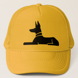 Pharaoh Hound Trucker Hat