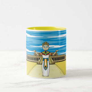 Pharaoh King at Hatshepsut Mug