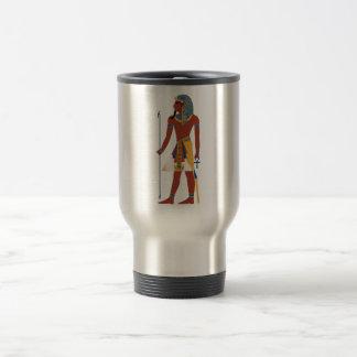 Pharaoh Stainless Steel Travel Mug