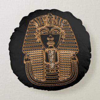 Pharaoh Round Pillow