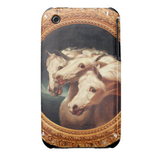Pharaoh's Chariot Horses iPhone 3 Case-Mate Case