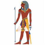 Pharaoh Standing Photo Sculpture
