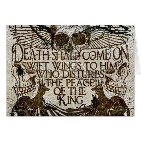 Pharaoh's Curse Card
