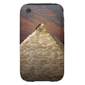 Pharaoh's Inspiration Tough iPhone 3 Case