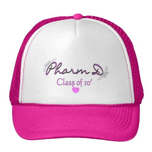 Pharm D Class of 2010 PINK Hats