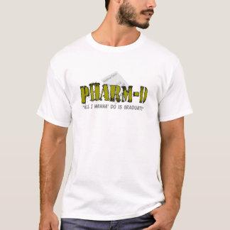 Pharm-D (Pharmacy Student) Gifts T-Shirt