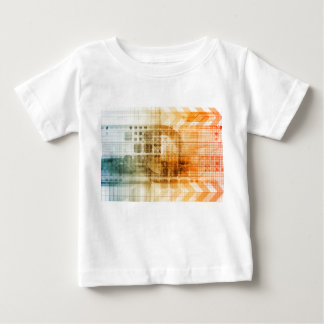 Pharmaceutical Industry with Science Research Baby T-Shirt