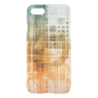 Pharmaceutical Industry with Science Research iPhone 7 Case