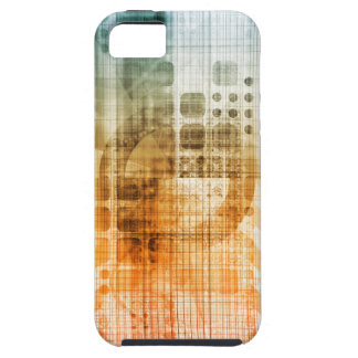 Pharmaceutical Industry with Science Research iPhone SE/5/5s Case