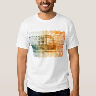 Pharmaceutical Industry with Science Research T-Shirt
