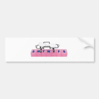PharmaceuticalCare071209 Bumper Sticker