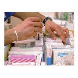Pharmacist 2 post cards