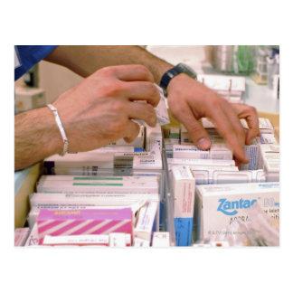 Pharmacist 2 postcard