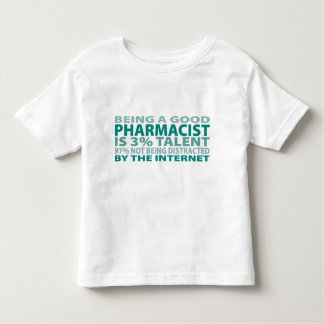 Pharmacist 3% Talent Toddler T-shirt