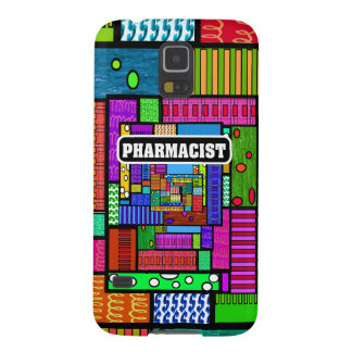 Pharmacist Abstract iPhone and Electronics Cases