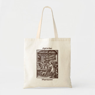 Pharmacist / Apothecary Budget Tote Bag