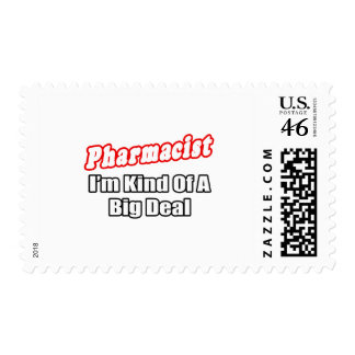 Pharmacist Big Deal Stamps