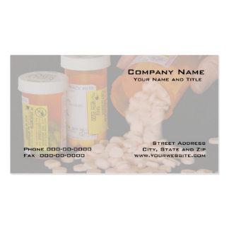 Pharmacist Business Card