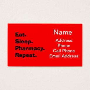 Pharmacist Business Card Templates Aprildearest