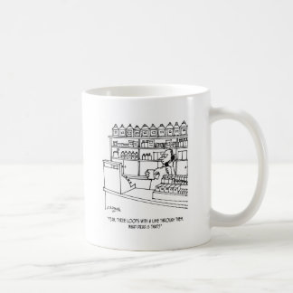 Pharmacist Cartoon 3109 Coffee Mug