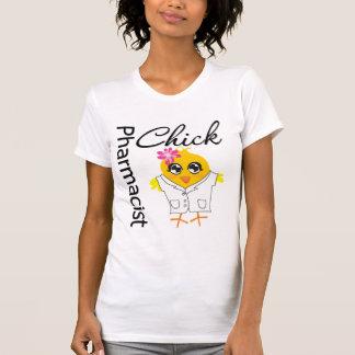 Pharmacist Chick Tshirts