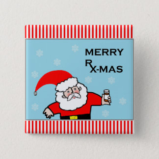 pharmacist Christmas gifts Pinback Button