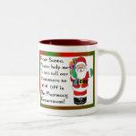 Pharmacist Christmas Themed Gifts Mug