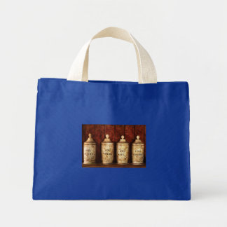 Pharmacist - Don't look in these cookie jars Canvas Bags