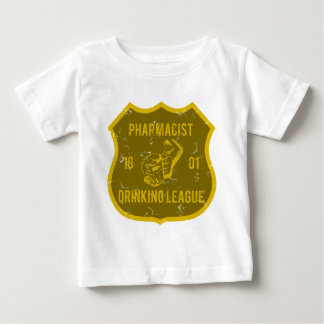 Pharmacist Drinking League Baby T-Shirt