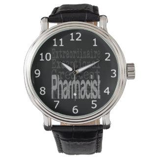Pharmacist Extraordinaire Wristwatch