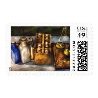Pharmacist - Field Medicine Stamps