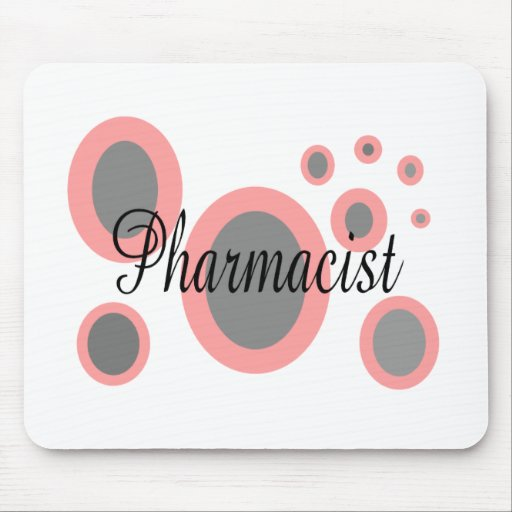 Pharmacist Gift Ideas--Unique Designs Mouse Pad