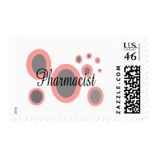 Pharmacist Gift Ideas--Unique Designs Postage Stamps