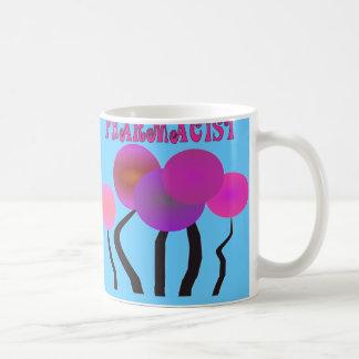 Pharmacist Gifts Artsy Trees Design Coffee Mug