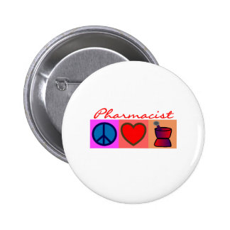 Pharmacist Gifts Button