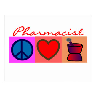 Pharmacist Gifts Postcard