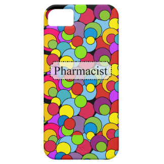 Pharmacist Gifts Whimsical Bubbles iPhone SE/5/5s Case