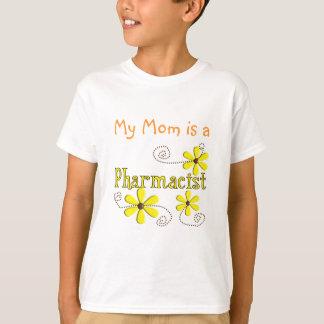Pharmacist Gifts, Yellow Daisies T-Shirt