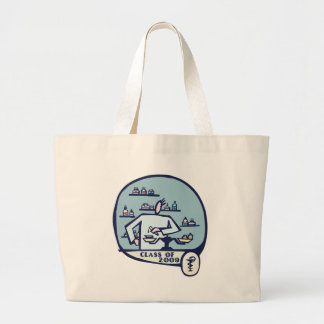 Pharmacist Graduation Gifts Large Tote Bag