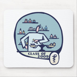 Pharmacist Graduation Gifts Mouse Pad