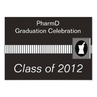 Pharmacist Graduation Invitations