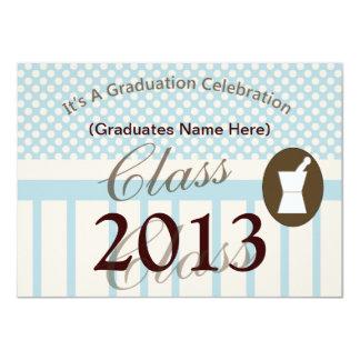 Pharmacist Graduation Invitations 2013 Class