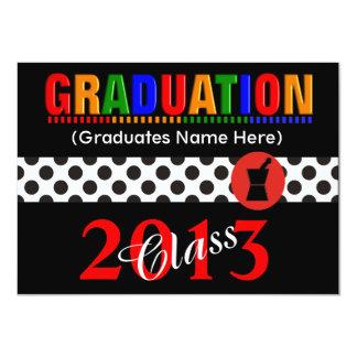 Pharmacist Graduation Invitations Class 2013