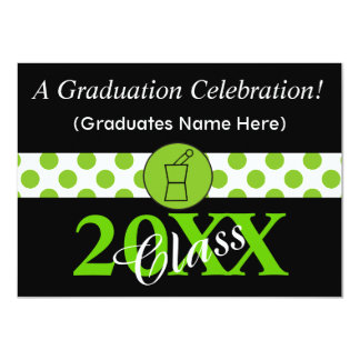 Pharmacist Graduation Invitations Customizable