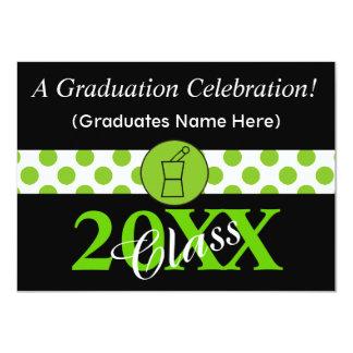 "Pharmacist Graduation Invitations Customizable 4.5"" X 6.25"" Invitation Card"