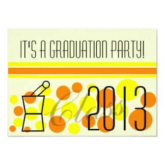 Pharmacist Graduation Invitations Yellow