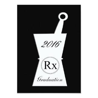 Pharmacist Graduation Party Black Card