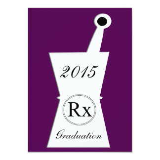 Pharmacist Graduation Party Invitations #44