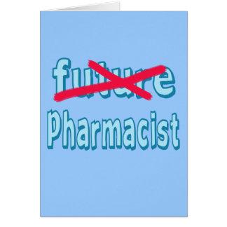 Pharmacist Graduation Products Card